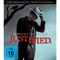 Justified - Staffel 5 [Blu-ray]
