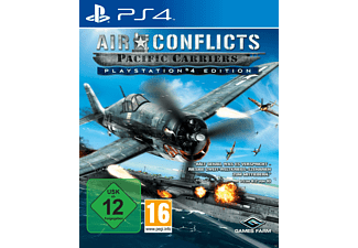 Air Conflicts: Pacific Carriers - PlayStation 4