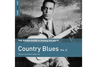 VARIOUS - Rough Guide: Country Blues Vol.2 - (CD)