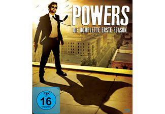 Powers 1. Season - (Blu-ray)