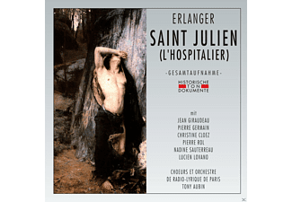 Choeurs Et Orchestre De Radio-lyrique De Paris - Saint Julien (L'hospitalier) - (CD)