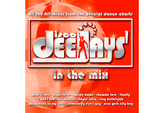 Various - Disco Deejays In The Mix - (CD)