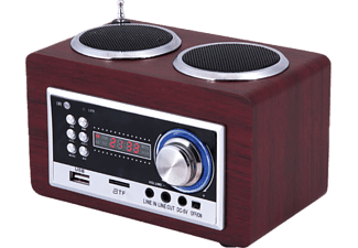 GOLDMASTER SR-122 Bluetooth Radyo