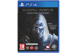 Middle-earth: Shadow of Mordor GOTY PlayStation 4