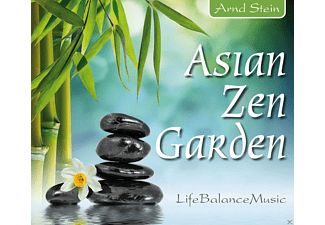 Arnd Stein - Asian Zen Garden - Life Balance Music - (CD)