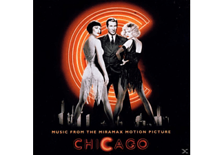 VARIOUS - Ost/Chicago - (CD)