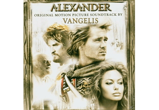 VARIOUS, Vangelis - Alexander/Ost - (CD)