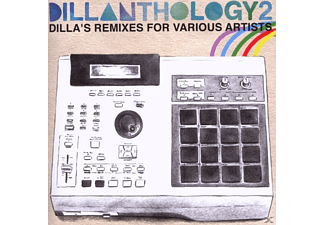VARIOUS - Dillanthology 2-Dillas Remix - (CD)