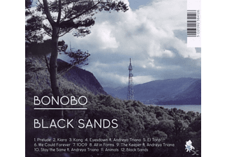 Bonobo - Black Sands - (CD)