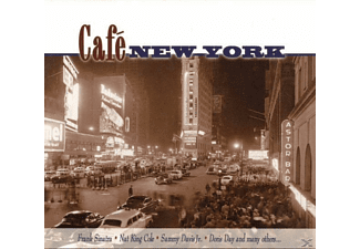 VARIOUS - Cafe New York - (CD)