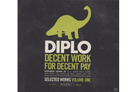 Diplo - DECENT WORK FOR DECENT WAGES [CD]