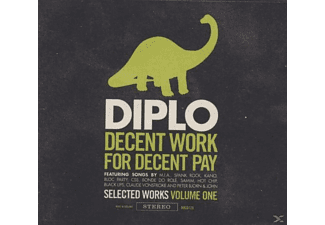 Diplo - DECENT WORK FOR DECENT WAGES - (CD)