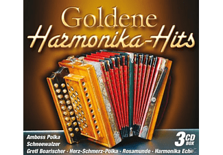 VARIOUS - Goldene Harmonika Hits - (CD)