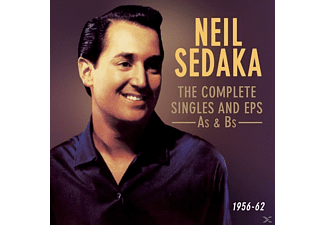Neil Sedaka - The Complete Singles And Eps 1956-62 - (CD)