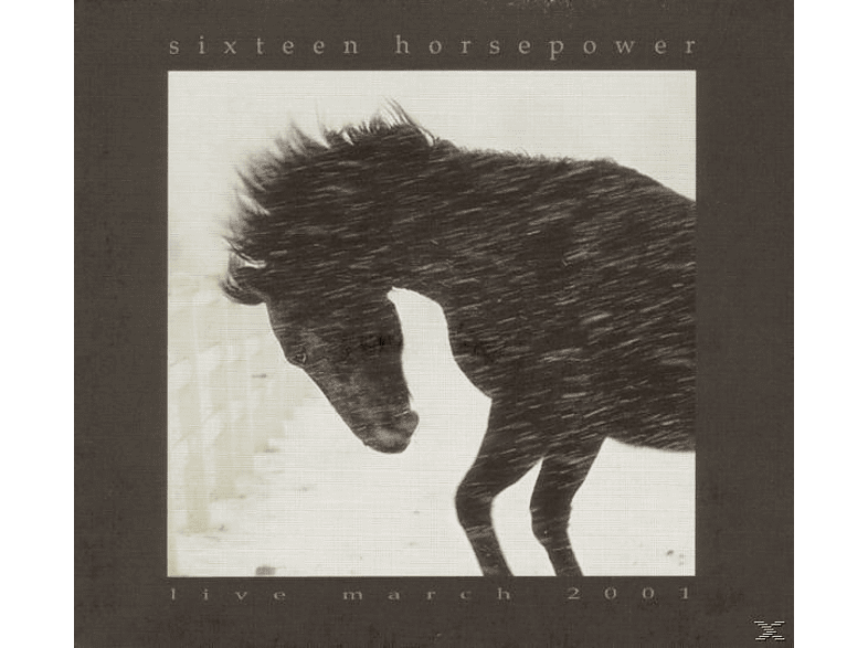 Horsepower - Live March 2001 [CD]