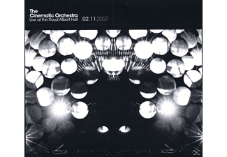 The Cinematic Orchestra - Live At The Royal Albert Hall - (CD)