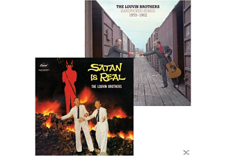 The Louvin Brothers - Satan Is Real/Handpicked Songs - (CD)
