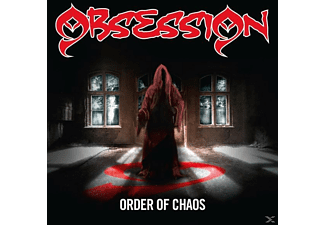 Obsession - Order Of Chaos - (CD)