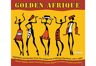 VARIOUS - Golden Afrique - (CD)