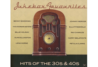 VARIOUS - Hits Of The 30s & 40s - (CD)