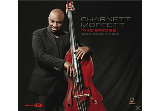Charnett Moffett - The Bridge-Solo Bass Works - (CD EXTRA/Enhanced)
