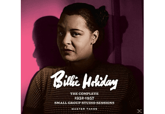 Billie Holiday - The Complete 1952 - 1957 Small Group Studio Sessions - (CD)