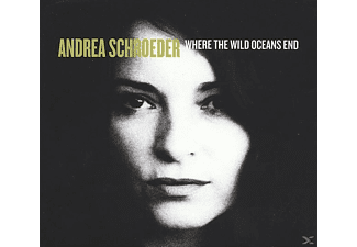 Andrea Schroeder - Where The Wild Oceans End - (Vinyl)