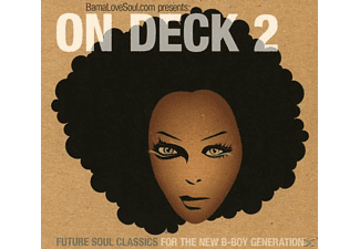 VARIOUS - Bamalovesoul Presents On Deck - (CD)