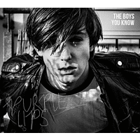 The Boys You Know - Purple Lips [CD]