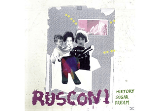 Rusconi - History Sugar Dream - (Vinyl)