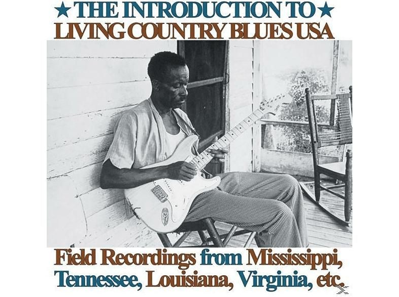 VARIOUS - Introduction To Living Country Blue [LP + Download]