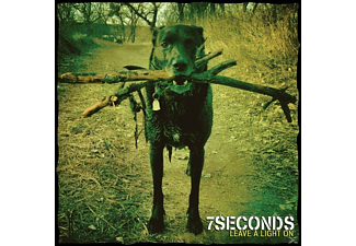 7 Seconds - Leave A Light On - (LP + Bonus-CD)