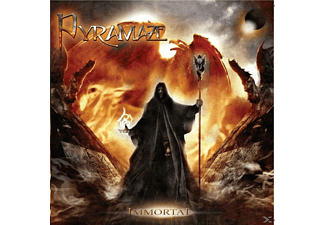 Pyramaze - Immortal - (CD)
