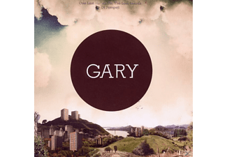 Gary - One Last Hurrah For The Lost Beards Of Pompeji - (CD)