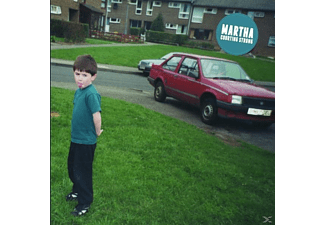 Martha - Courting Strong - (LP + Download)