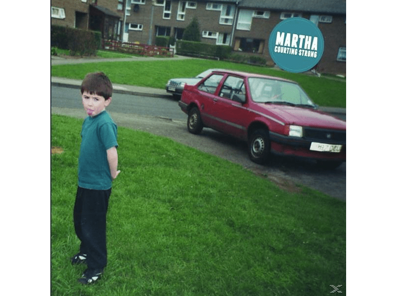 Martha - Courting Strong [LP + Download]