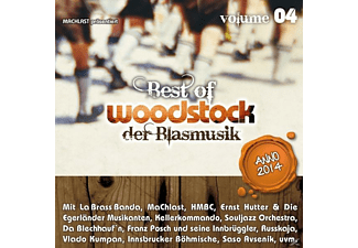 VARIOUS - Woodstock der Blasmusik-Vol. 4 - (CD)
