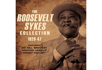 Roosevelt Sykes - The Roosevelt Sykes Collection 1929-47 - (CD)