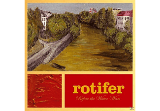 Rotifer - Before The Water Wars - (CD)