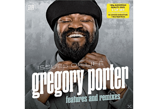 Gregory Porter - Issues Of Life-Features And Remixes (Vinyl) - (Vinyl)