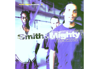 Smith & Mighty - Dj Kicks - (CD)