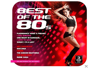 VARIOUS - Best Of The 80s - (CD)