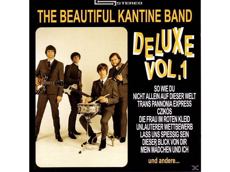 The Beautiful Kantine Band - Deluxe Vol. 1 [CD]