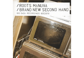 Roots Manuva - Brand New Second Hand - (CD)