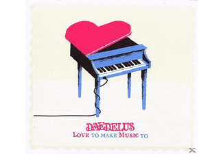 Daedelus & TTC - Love To Make Music To - (CD)