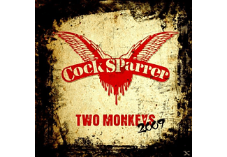Cock Sparrer - Two Monkeys 2009 - (CD)