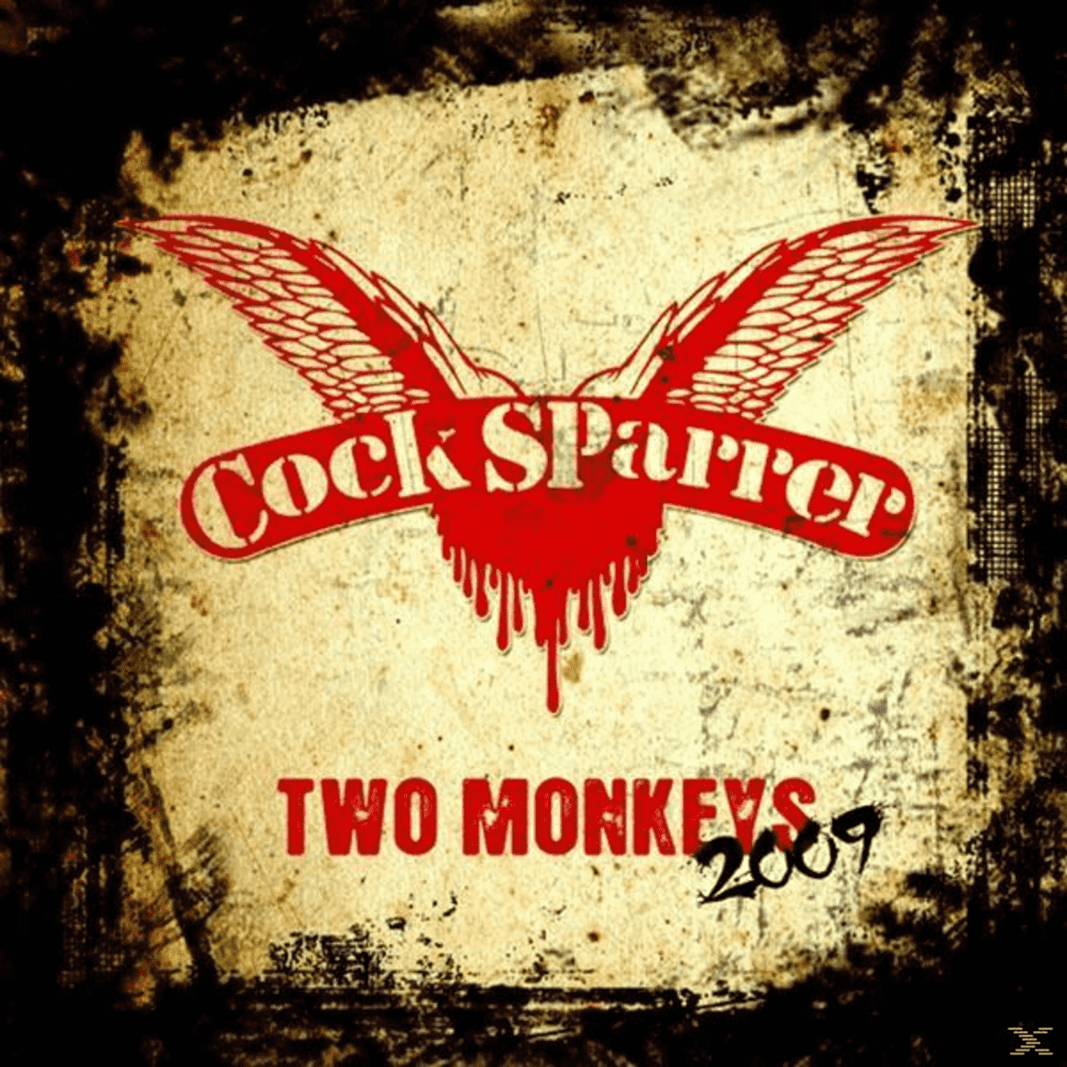 Two Monkeys 2009 Cock Sparrer auf CD