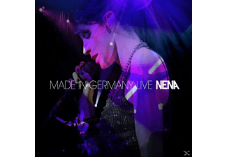 Nena - Made In Germany - Live - (CD)