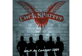 Cock Sparrer - GUILTY AS CHARGED 2009 - (CD)