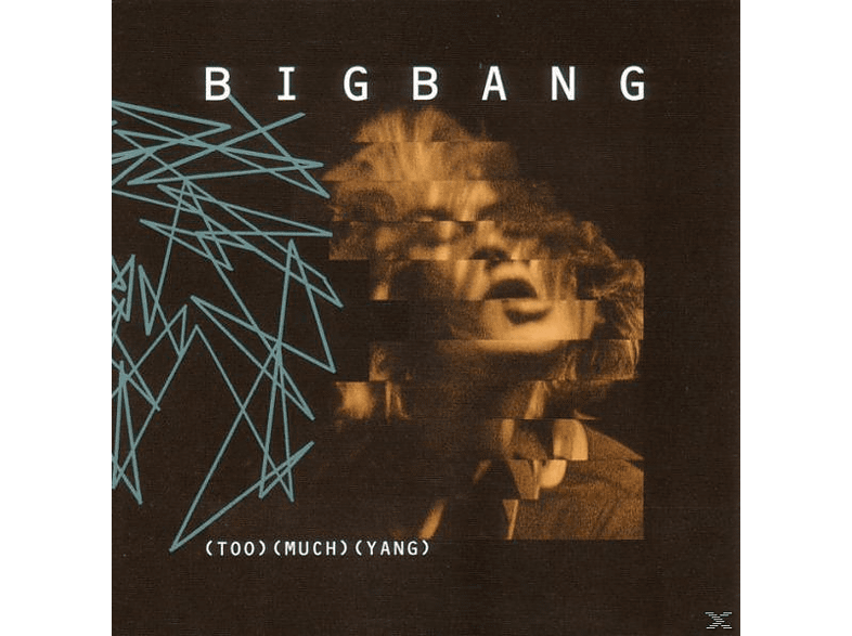 Bigbang - Too Much Yang [CD]